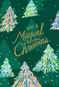 Have a Magical Christmas - Christmas Card
