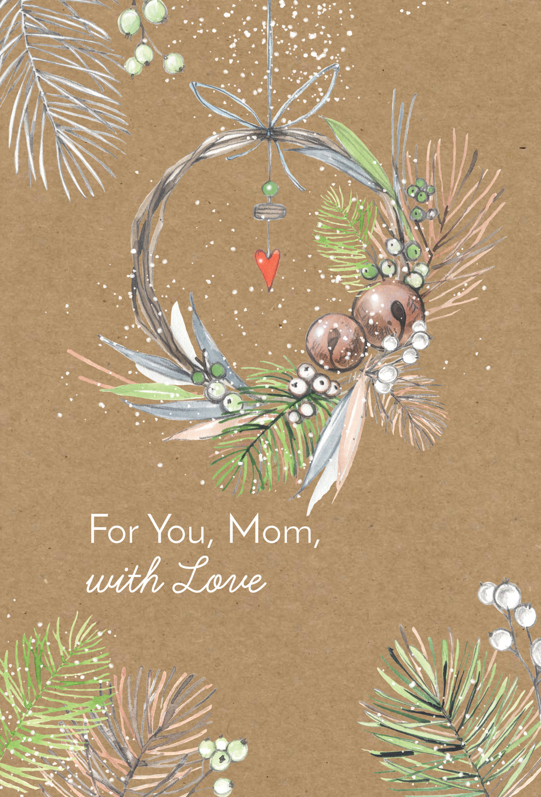 For you Mom Christmas Card