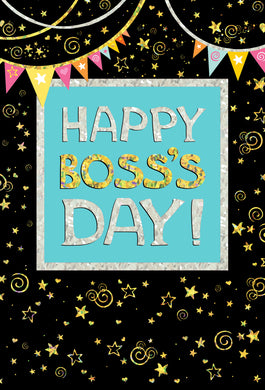 Boss's Day Banners Boss's Day Card