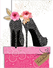 High Heels Sara Miller Purse Pad
