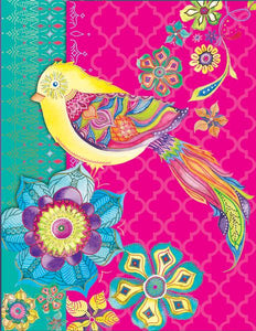 Bird Perch Jane Purse Pad
