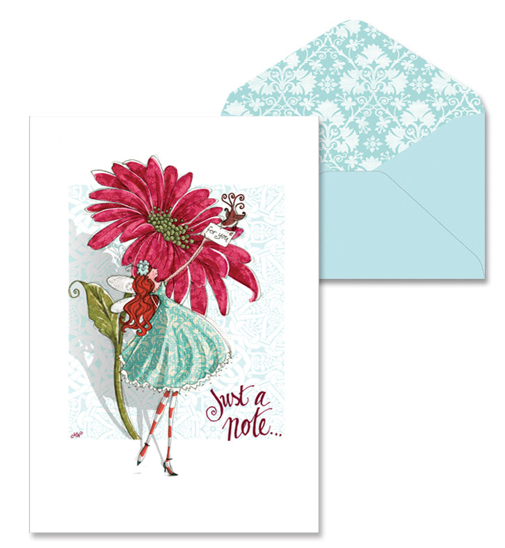 Blank Note Card 1321.4001