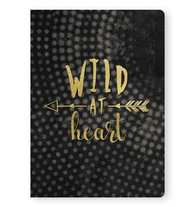 Wild at heart - Notebook - From Me To You - Nikki Chu