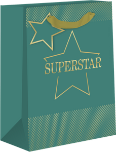 Superstar Medium Gift Bag