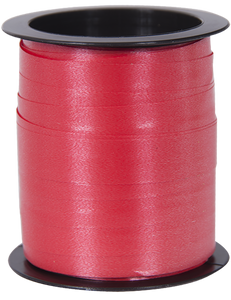 Red Curling Ribbon Spool