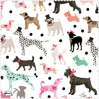 Dogs Sara Miller Smart Cloth - Cardmore