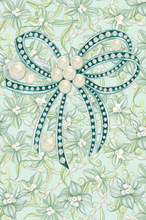 Bow with Pearls Sienna's Garden Smart Cloth Nicole Tamarin