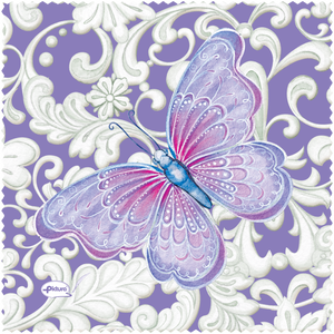 Butterfly Sienna's Garden Smart Cloth Nicole Tamarin