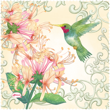 Hummingbird Sienna's Garden Smart Cloth