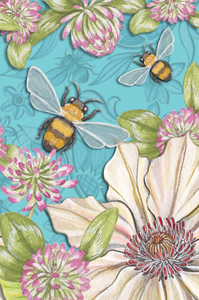 Bee Hive Sienna's Garden Smart Cloth Nicole Tamarin