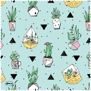 Succulent Smart Cloth