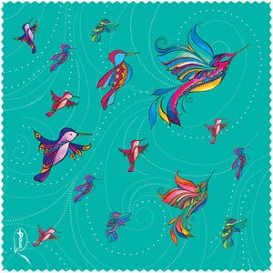 Hummingbird Jane Smart Cloth