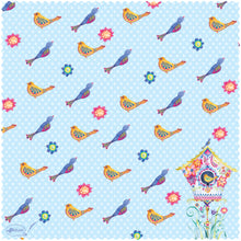 Birdhouse Jane Smart Cloth
