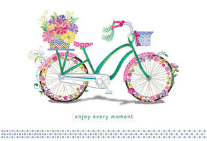 Birthday Card Bike Two Twenty Two - Cardmore