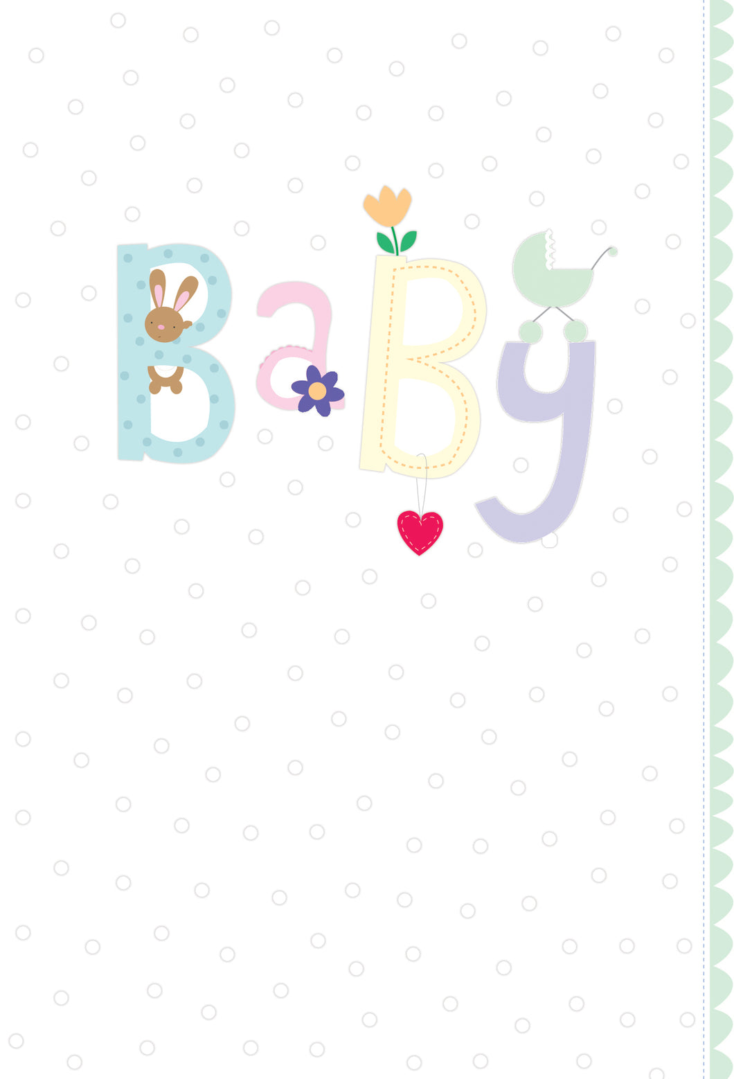 Baby Card Baby