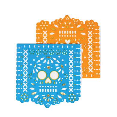 Papel Picado Cocktail Napkins