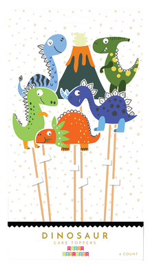 Dinosaur Cake Topper Party Partners