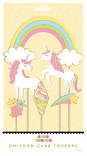 Unicorns Topper Party Partners