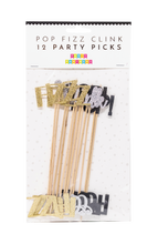 """Pop Fizz Clink"" Party Picks"