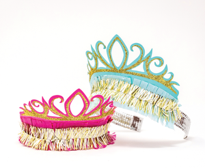 Set of 6 Tiaras Party Partners