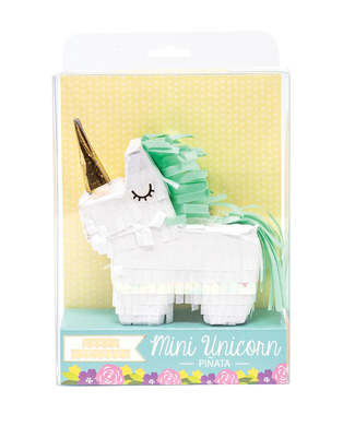 Unicorn - Mini Piñata