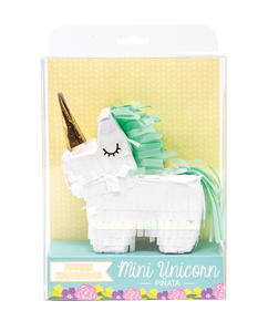 Unicorn Mini Piñata Party Partners