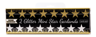 Mini Star Garland Banner
