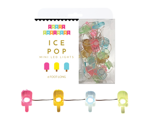 Ice Pop Mini Led lights Garland