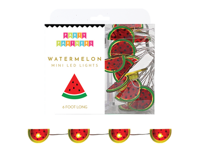 Watermelon Mini Led lights Garland