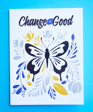 Friendship - Change Is Good Card - Gia Graham