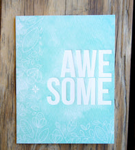 Thank You - Awesome Card - Gia Graham