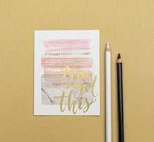 Friendship - You Got This Card - Nikki Chu