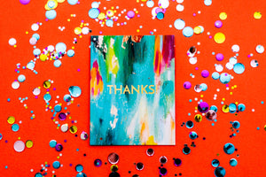 Thank You - You Rock Card