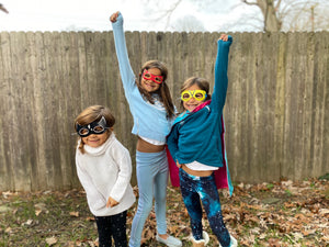 Super Hero Masks Party Partners