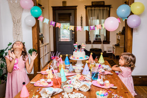 Bold and Bright Birthday Banner Party Partners