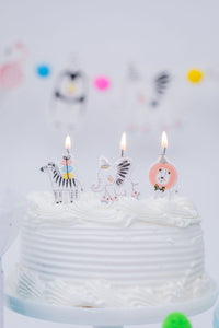 Party Animal Decal Candles Party Partners