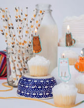 Kitty Cat Decal Candles Party Partners