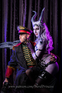 Digital Photo set 07 - Slaanesh 1 - Daemonette Delight