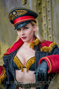 Digital Photo set 05 - Commissar 1 - Raising Morale