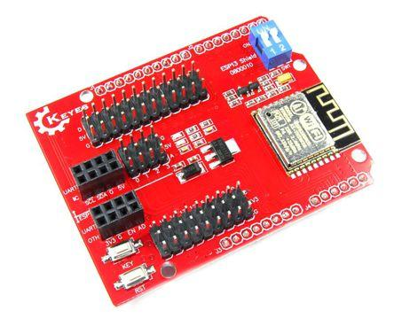 Arduino Uno Wifi Module Expansion Board