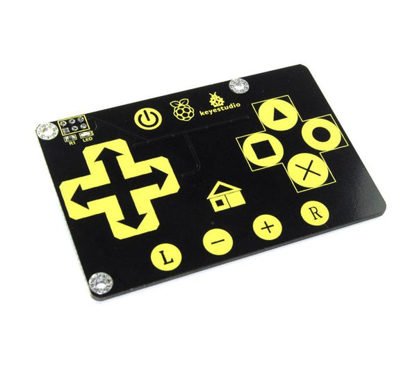 Rpi Ttp229L 16-Ch Touch Shield For Raspberry Pi