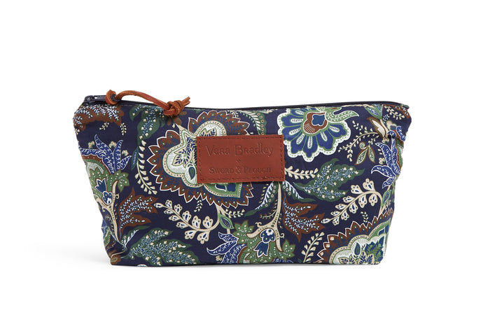 Sword & Plough x Vera Bradley Limited-Edition Zippered Pouch