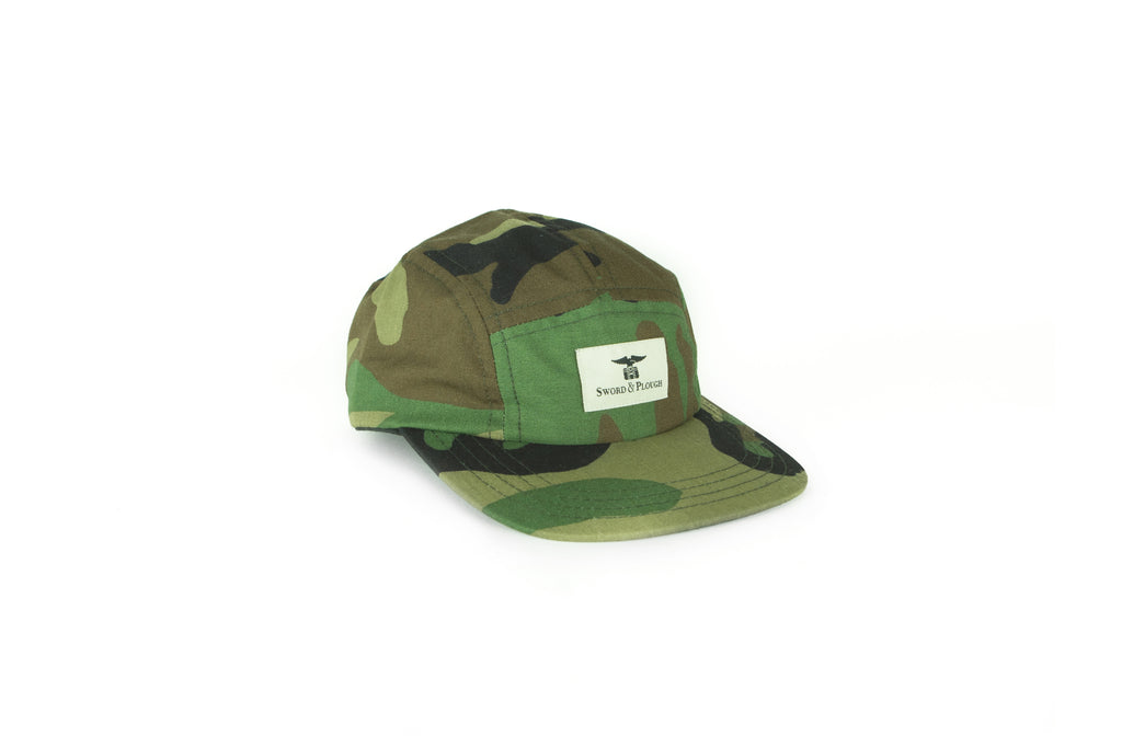 Camo Women's Five Panel Hat