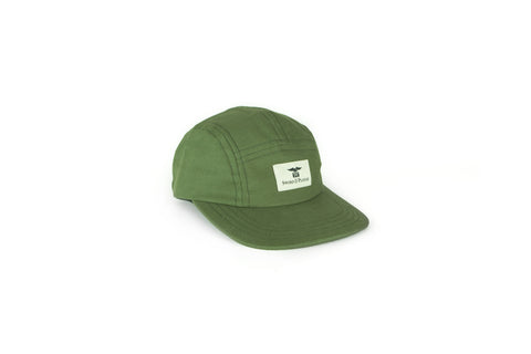 Green Women's Five Panel Hat