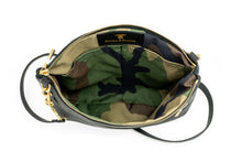 Service Member Edition (AR670-1 Compliant) - Black Leather Crossbody Bag