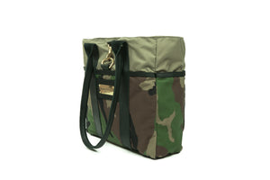 Camo Mini Tote Bag