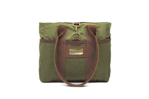 Green Mini Tote Bag