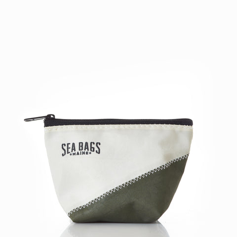 Sword & Plough and Sea Bags Collection - Green Travel Pouch