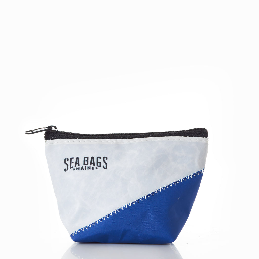 Sword & Plough and Sea Bags Collection - Blue Travel Pouch