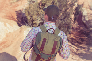 Backpack - Signature Ruck - Olive